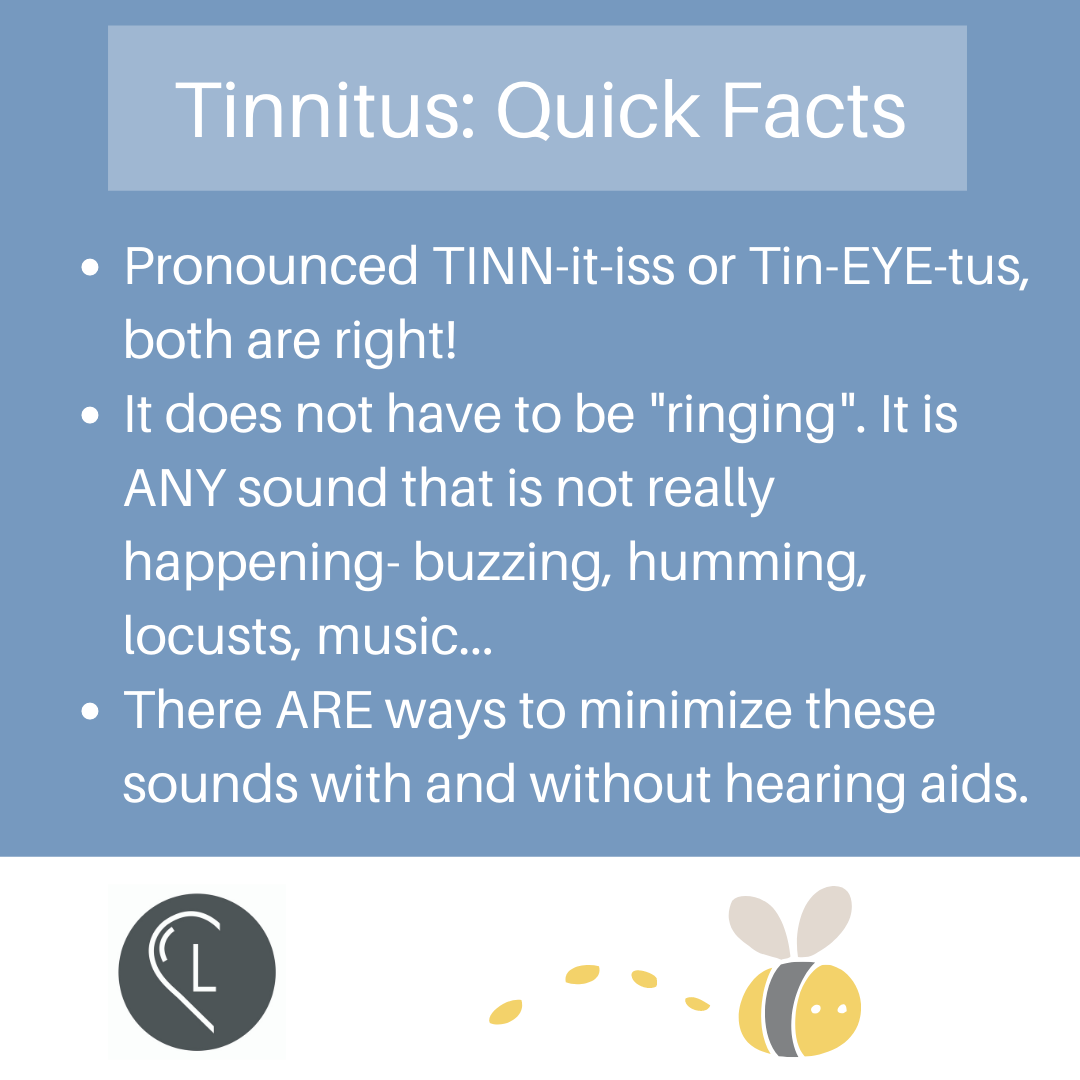 Tinnitus Relief